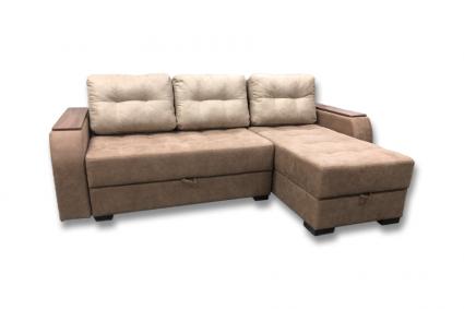 """Угловой диван - кровать """"Аврора"""""""