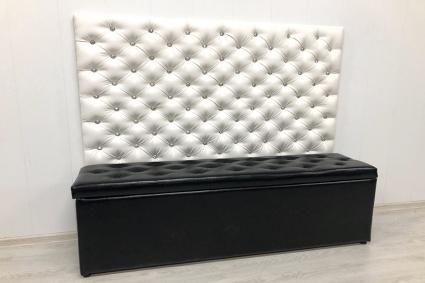 Банкетка с местом для хранения